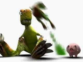 Pixar - Jurrasic fart