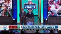 2016 NFL Draft Rd 2 Pk 38 Miami Dolphins Select CB Xavien Howard