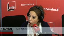 Benoît Coeuré répond aux questions de Léa Salamé
