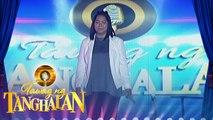 Tawag ng Tanghalan: Phoebe Salvatierra remains as the defending champion