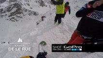 GoPro run Xavier De Le Rue - Xtreme Verbier - Swatch Freeride World Tour 2016