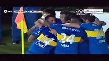Cerro Porte_o vs Boca Juniors 1-2 - Gol Carlos Tevez - Copa Libertadores 2016