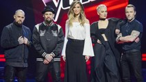 Coaches (Jessie J, Delta Goodrem, Ronan Keating, Joel and Benji Madden) - Hello [The Voice Australia 2016]