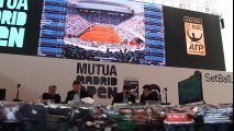 Stars Cook Meet Fans And More On Busy Saturday Madrid 2016