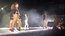 Beyoncé fait monter 2 fans pour danser... Et elles dansent mieux qu'elle!