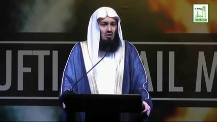 Your Lipstick is too much Funny By Mufti Menk Q A Dubai UAE