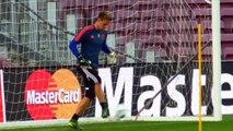 Bernd Leno will bei Bayer 04 Leverkusen bleiben - vorerst Bayer 04 Leverkusen
