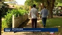 Bitcoin man: creator confirms identity as Australian Craig Wright