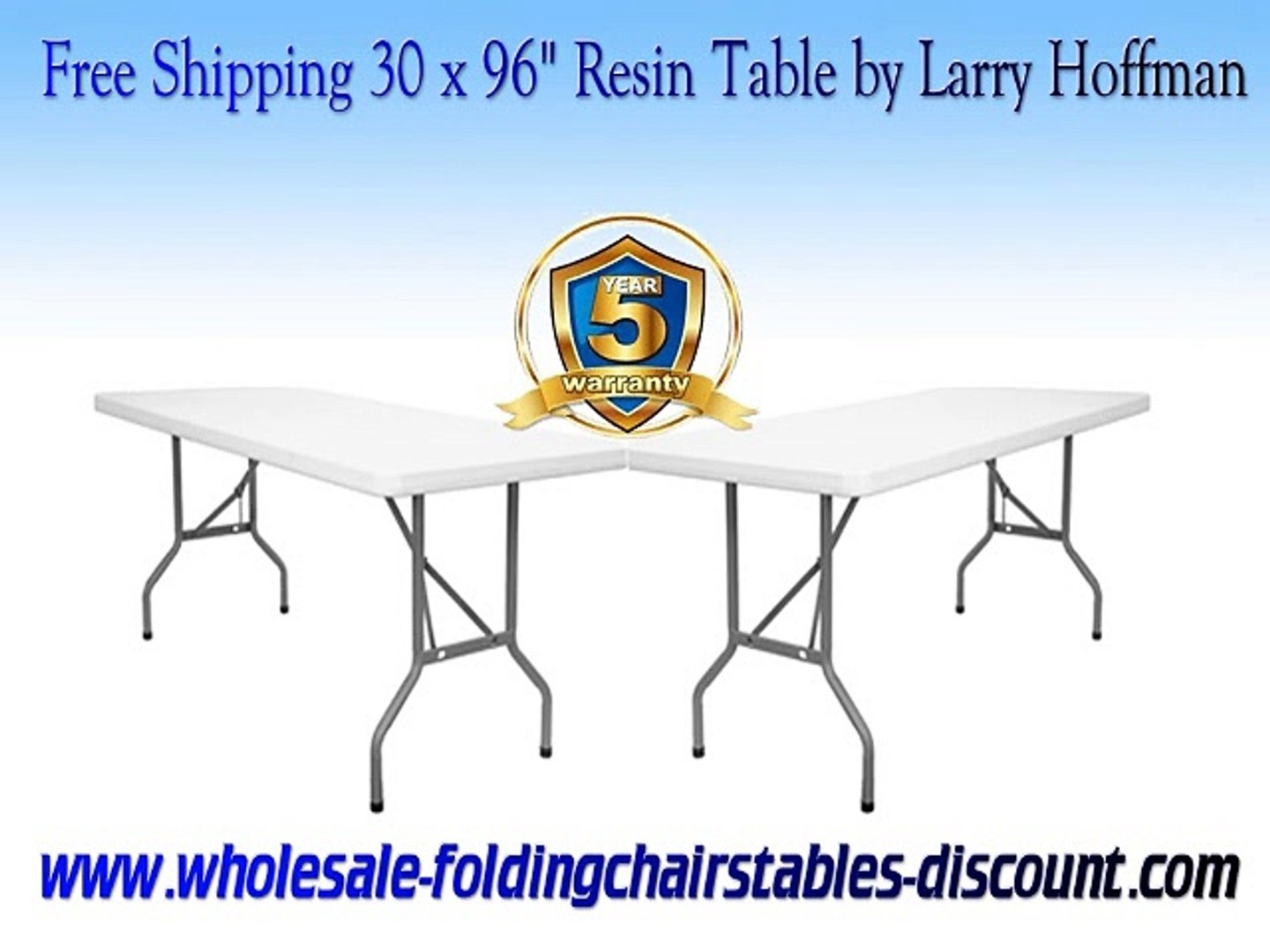 Stupendous Free Shipping 30 X 96 Inches Resin Table By Larry Hoffman Camellatalisay Diy Chair Ideas Camellatalisaycom