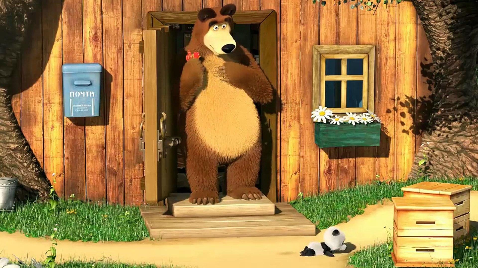 mecha y el oso