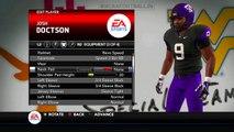 NFL Draft 2016 Round 1 results Washington Redskins Josh Doctson Madden NFL 16