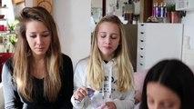 [ Dégustation américaine n°3 ] : avec ma sœur et ma cousine ♡