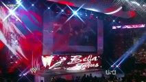 Divas Championship: Kelly Kelly © vs. Nikki Bella (w/ Brie Bella)