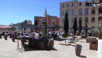 Marseille : repas au sommet à l'Intercontinental