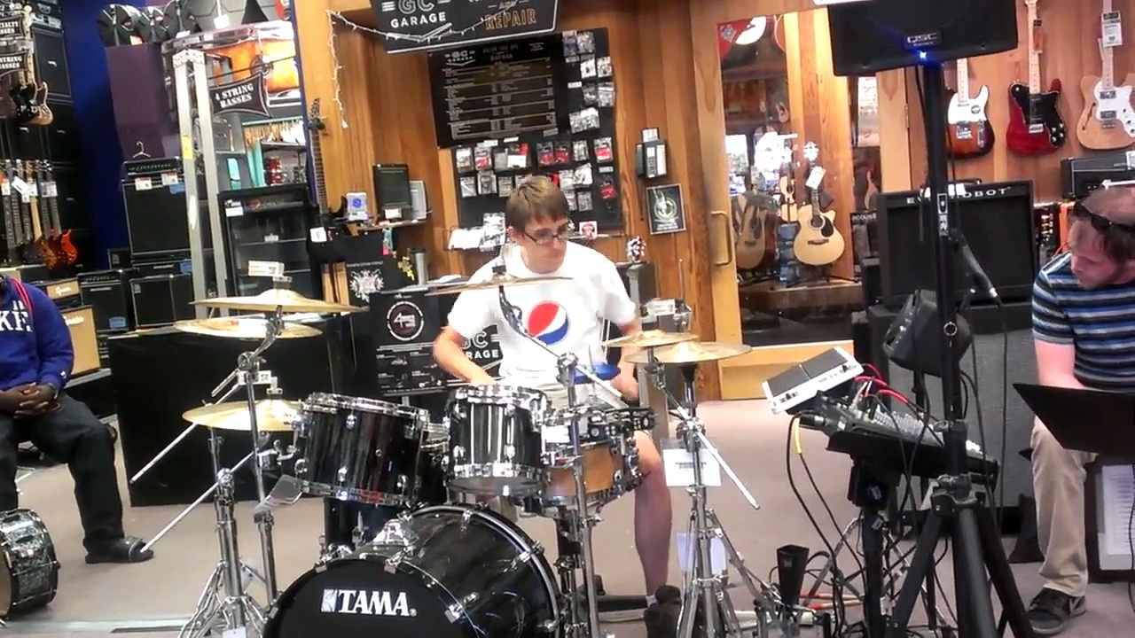 Guitar Center Drum Off-Harrisburg, Pa 2