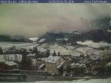 Timelapse Webcam Villard de lans - 02/05/2016 - Colline des Bains