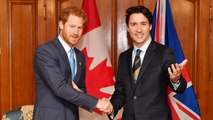 Prince Harry praised for 'extraordinary' Invictus Games by Canadian prime minister Justin Trudeau