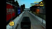 Let's Walk'through GTA III Folge #62 - Bodyguard-Action