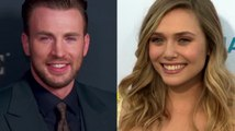 Chris Evans and Elizabeth Olsen Address Dating Rumors