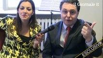 Andrea Diprè si fuma una canna (in video)