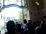 كلية الفنون الجميلة بالاسكندرية معرض صور للثورات العربية 17 12 2011