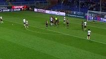 Le coup franc somptueux de Francesco Totti - Genoa vs. AS Roma