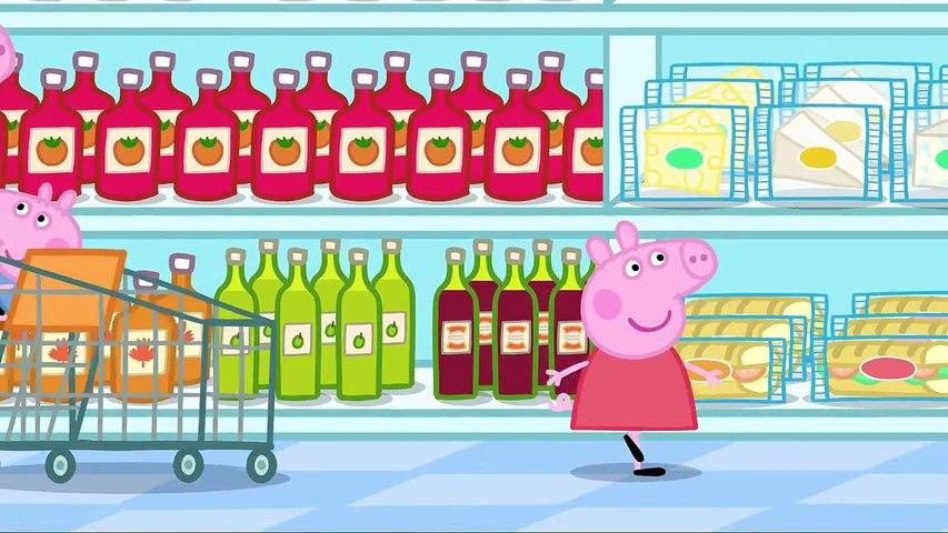Свинка Пеппа - Супермаркет