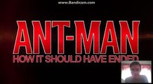 React to How Ant-Man Should Have Ended