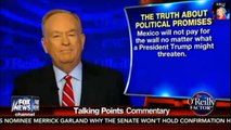 The OReilly Factor 4/12/16 - Bill OReilly on Political promises By Donald Trump and Bernie Sand