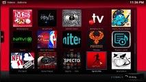 SPORTS MIX ADD-ON SPORT CHANNELS IPTV KODI - XBMC