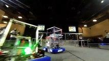 FRC Dallas Regional 2014 Q-25 Team 1296 RobotCam
