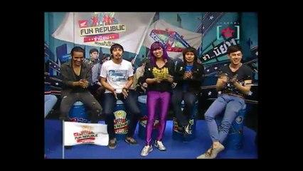 Part3 Coconut Sunday@Channel V Thailand รายการ [V] Fun Republic ซ่านิยม