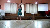 danza cristiana,tecnica danza,technique dance,clase danza,(flexibilidad para los brazos