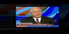 Former Defense Secretary Robert Gates Defends Hillary Clinton Over Classified Information In Emails