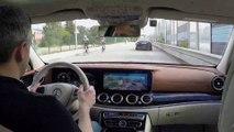Mercedes-Benz E-Class - Intelligent Drive DRIVE PILOT - Speed Limit Pilot