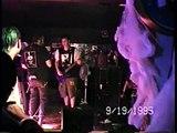Inept live at the Caboose Garner NC 9-19-95 hardcore punk rock