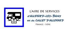 Aire de services pour camping-cars d'Allevard-les-Bains et du Collet d'Allevard en Isère (France)