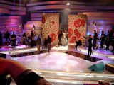 Convidados finalizando com parabéns - Tv Xuxa 25 anos (7)