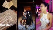 Les peoples se lâchent sur Snapchat en coulisses du Met Gala 2016