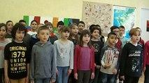 [École en chœur] Académie de Dijon – Ecole élémentaire Grand Four à Mâcon
