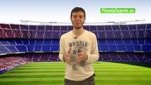 Leo Messi, Ivan Rakitic y Luis Suárez mantienen el liderato del Barça