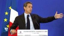 """La démographie mondiale défi """"plus considérable"""" que le réchauffement climatique"""", selon Sarkozy"""