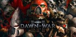 Warhammer 40.000: Dawn of War III, Sólo hay Guerra