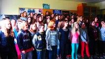 [école en choeur] Académie de Nantes_collège Corentin Riou a moutiers les mauxfaits