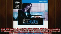 READ THE NEW BOOK   Bisk CPA Review Regulation 43rd Edition 2014 Comprehensive CPA Exam Review Regulation  DOWNLOAD ONLINE