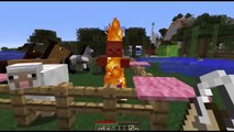 Minecraft - End Portal Easter Egg in 1 0 1 Tutorial World