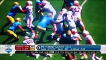 2016 NFL Draft Rd 1 Pk 27 Green Bay Packers Select DT Kenny Clark