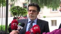 Report TV - Anëtarët e Kushtetueses, Nishani takime me grupet parlamentare
