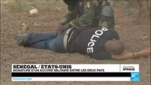 Accord militaire SÉNÉGAL - ÉTATS-UNIS : Présence permanente de militaires américains au Sénégal