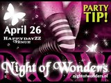 Night of Wonders 26 april 2008 Happydayzz